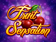 Fruit Sensation и Вулкан бонусы