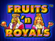 Fruits Аnd Royals в казино