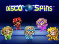 Автомат Disco Spins в казино
