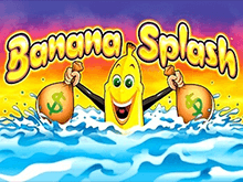 Игровой автомат Banana Splash в казино