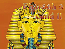 Вулкан бонусы в автомате Pharaohs Gold 2
