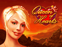 Игровой автомат Queen of Hearts в казино
