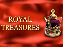 Игровой автомат Royal Treasures в казино