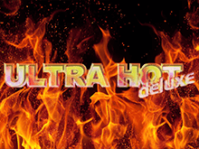 Вулкан бонусы в автомате Ultra Hot Deluxe