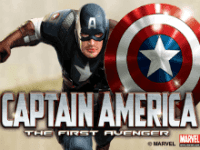 Игровые автоматы Captain America - The First Avenger Scratch