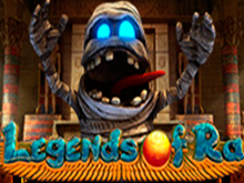 В казино Вулкан онлайн Legends of Ra