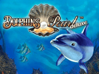 Автомат Dolphin's Pearl Deluxe в казино