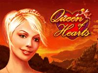 Игровой автомат Queen of Hearts в казино